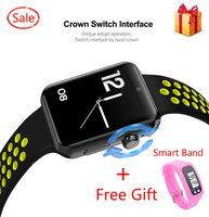 Celiadwn DM09 Bluetooth Smart Watch HD Screen Support SIM Card Phone Clock Rotate Wearable Devices SmartWatch