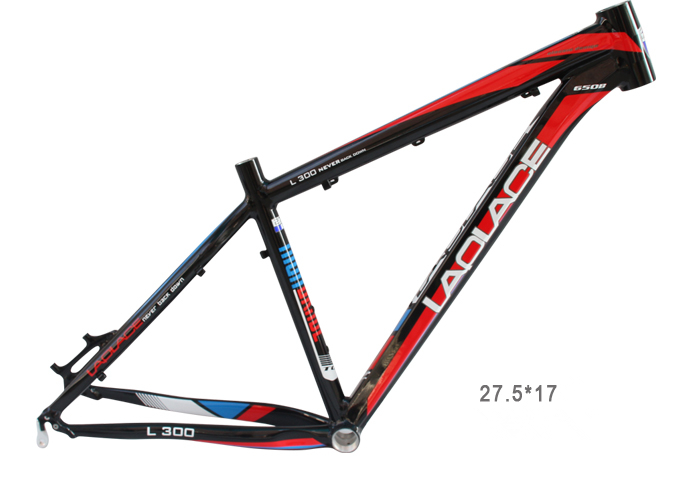 4 color LAPLACE 26 27.5*17'' inch Mountain Bikes Bicycles Ultra-light Aluminum Alloy Frame Parts стоимость