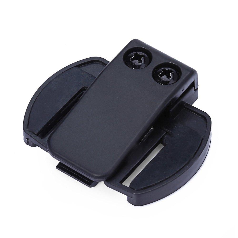 1 pcs V6 V4 Intercom Clip Bluetooth Motorcycle Motorbike Helmet Headset Bracket Interphone Clip Holder