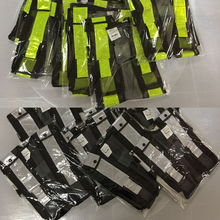 10 pieces Wholesale Express High Visibility Night Work Security Traffic or Cycling Safety Reflective Vest
