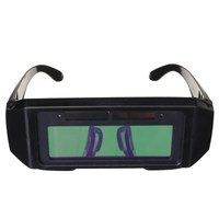 NEW Safurance Solar Powered Auto Darkening Welding Mask Helmet Eyes Goggle Glasses Workplace Safety Protection