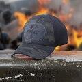 Multicam Black  Camouflage Tactical Baseball Cap  MCBK 100% Mesh  65/35 ripstop material baseball hat Outdoor camo cap  MCA MTP