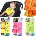 2 unids/lote bebé cinturón de seguridad cochecito cochecitos organizador animal 0 - 12 M accesorios envío gratis