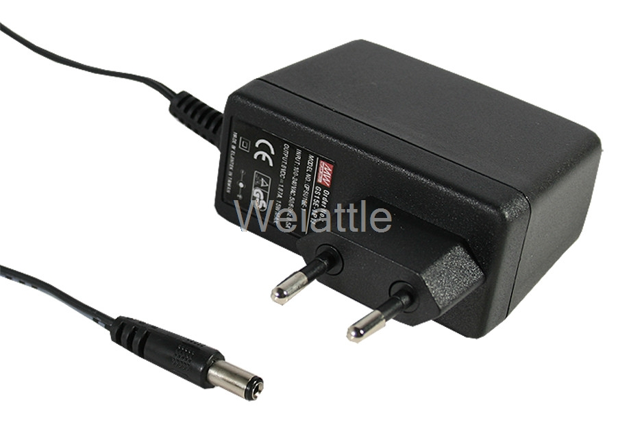 MEAN WELL original GS15E-5P1J 18V 0.83A meanwell GS15E 18V 15W AC-DC Industrial Adaptor the lorax