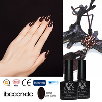 2016 Brand New IBCCCNDC Shellaced Nail Gel Polish Charming Colors LED&UV Lamp Curing Varnish Lacquer 79 Colors Available 09956