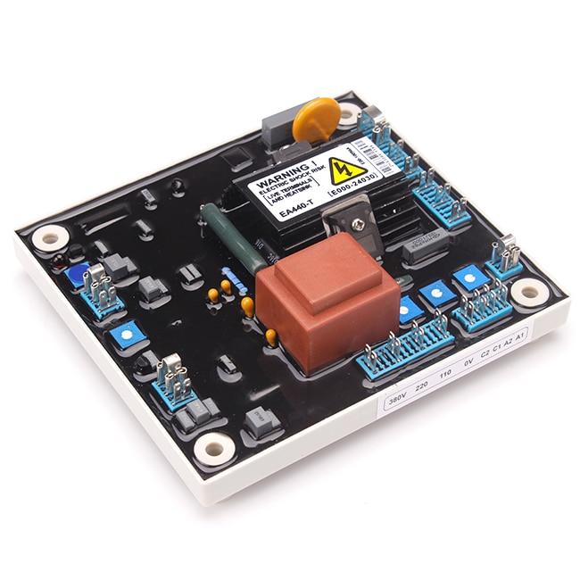 Match Kutai AVR auto voltage regulator EA440-T Stabilizer Generator avr