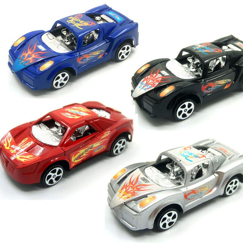 multicolored new mini pull back car toys micro racing car hobby vehicle toys for children kids birthday gifts good quality