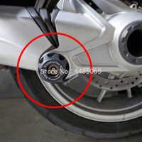 2019 für BMW R 1200 GS R1200GS LC 13-17 R1200 GS LC Abenteuer 14-17 Motorrad Schluss stick Gehäuse Cardan Crash Slider Protector