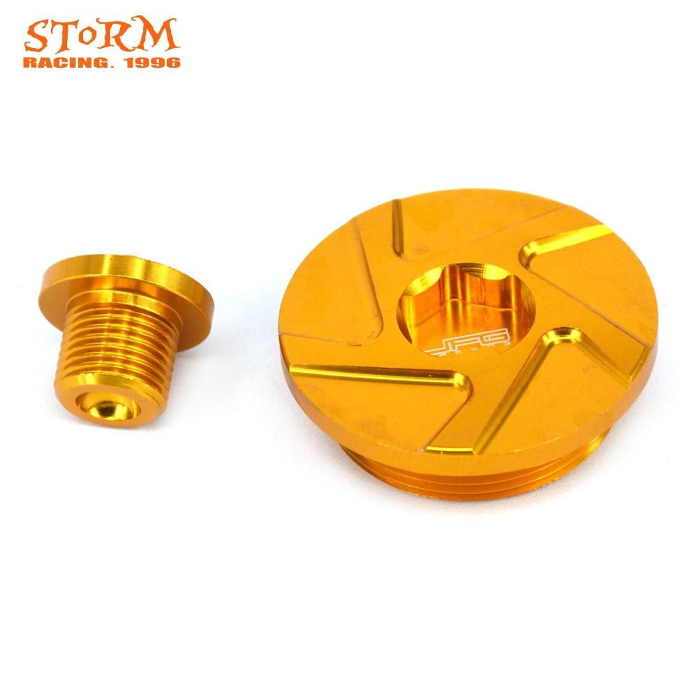 CNC Billet Plugs de Sincronismo Do Motor Conjunto de Parafusos Para SUZUKI DRZ400R DR-Z400R DRZ400S DRZ400SM LT-Z 400 LTZ400 Z400 Z250 LTR450 LTR 450