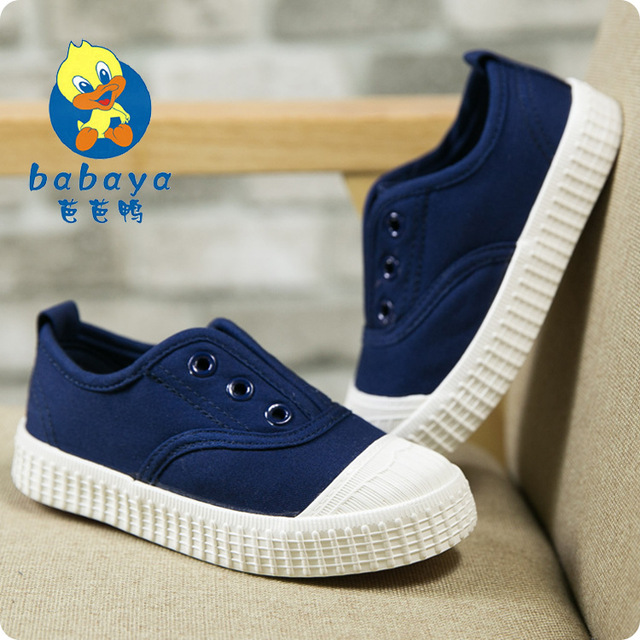 2016 new kids sneakers boys girls shoes canvas shoes fashionable leisure  shoes slip-on loafers be13d4074