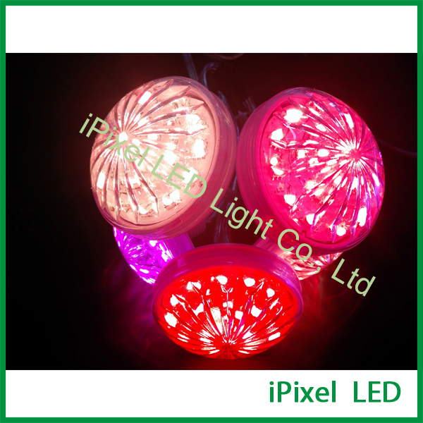 18leds 60mm pixel led universal cabochon led for ferris wheel ...