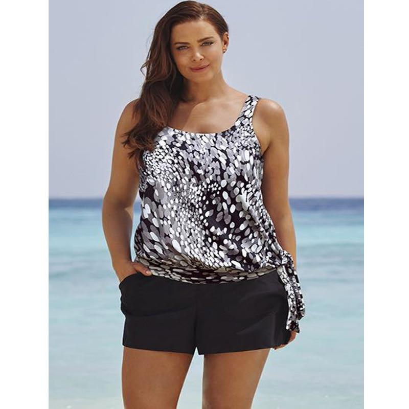 Fat woman swimsuit