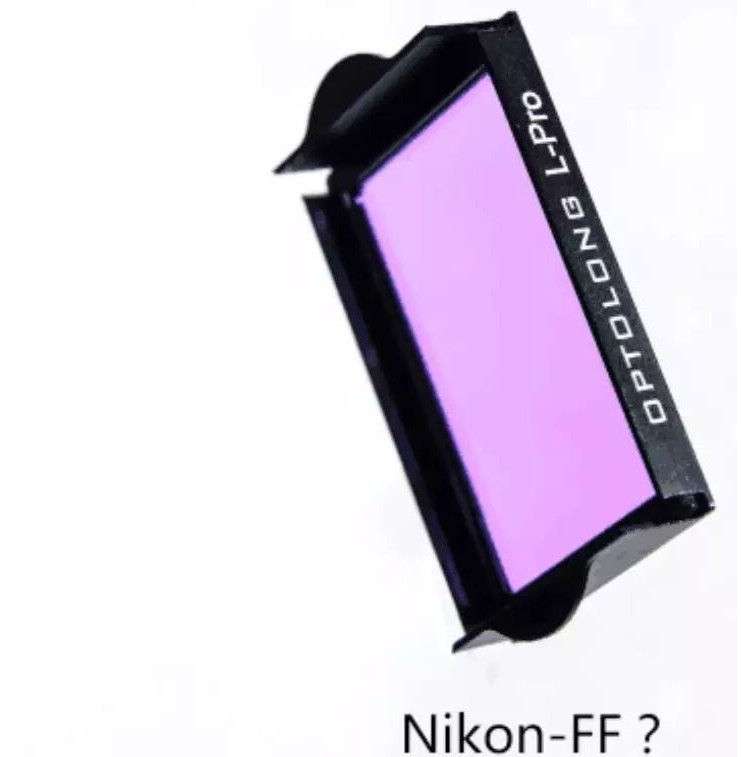 Yulon Nikon Built-in Filter Nikon Full-frame Photography Filter UHC L-Pro Full Frame