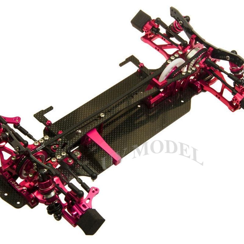 For Sakura 1:10 Alloy & Carbon Ultimate S XI Sport PRO Racing Car Frame Kit
