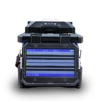 FTTH Fiber Optical Welder Machine Komshine FX37 Optical Fiber Fusion Splicer with worktable and all kinds of fiber tools