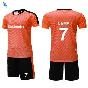 Team Sport Suit Men Football J