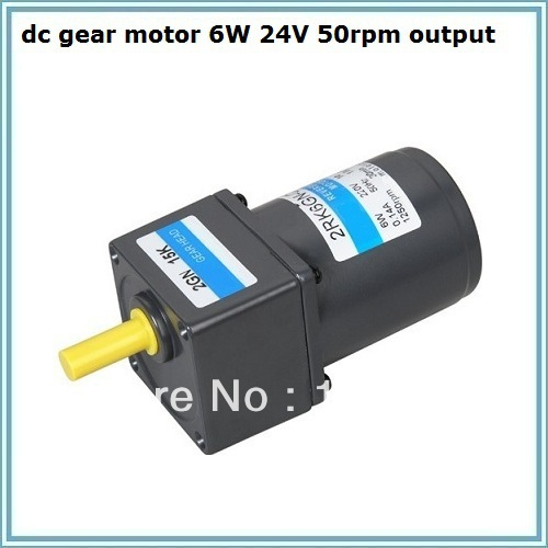 Vending Machine 6w 24v Dc Gear Motor In Dc Motor From Home Improvement On