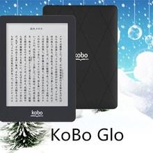 Книга-ридер Kobo glo N613 e-ink 6 дюймов 1024x768 2 Гб передний светильник WiFi e Reader электронная книга e ink e Reader
