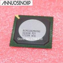 1 יחידות BCM53262MKPBG P21 BCM53262 BGA המקורי החדש המקורי החדש ומשלוח חינם
