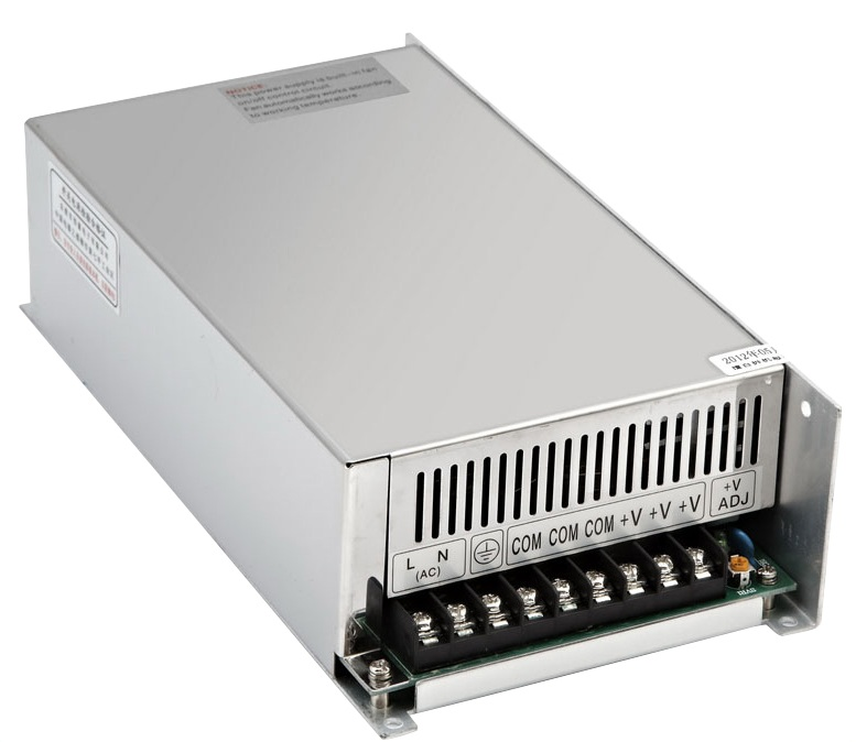 Professionnel alimentation à découpage 500 W 70 V 7A fabricant 500 W 70 v transformateur d'alimentation