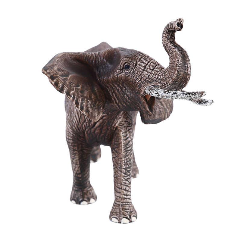 Brinquedo modelo de brinquedo bonito animal brinquedos para crianças crianças brinquedo modelo de brinquedo