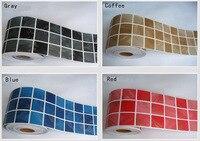 Bathroom Kitchen Wallpaper Home Decor DIY Self Adhesive Tile Stickers