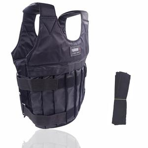 20/50KG Adjustable Weight Vest Home Gym Workout Accessories Weighted Vest Jacket Strength Running Training(Weights Not Included)