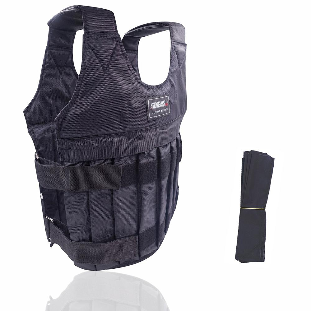 20/50KG Adjustable Weight Vest…