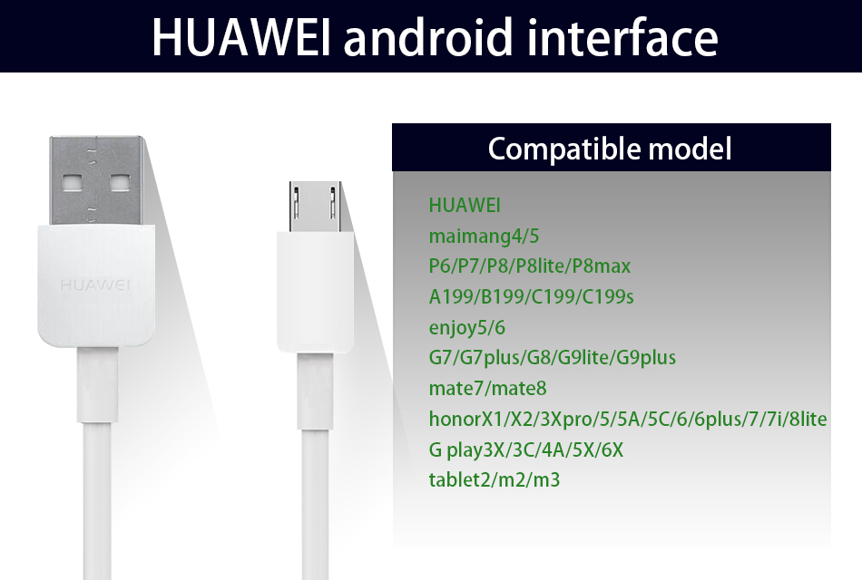 huawei cable original