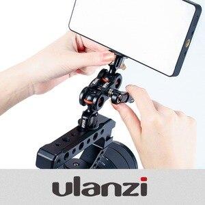 Image 3 - Vlogeur VIPER bras magique moniteur vidéo support de lumière support de rotule cardan accessoire appareil photo accessoires pour Sony Nikon Canon DSLR