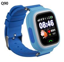 Q80 Q90 Children Security Anti Lost GPS Tracker Smart Watch For Kids SOS Emergency For Iphone & Android Smartwatch