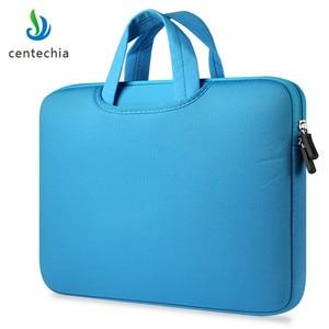 Image 1 - Centechia 11 13.3 15.4 15.6 inch Laptop Bag Case Laptop Handbags Sleeve Case  Zipper Computer Sleeve Case For Laptop PC Tablet