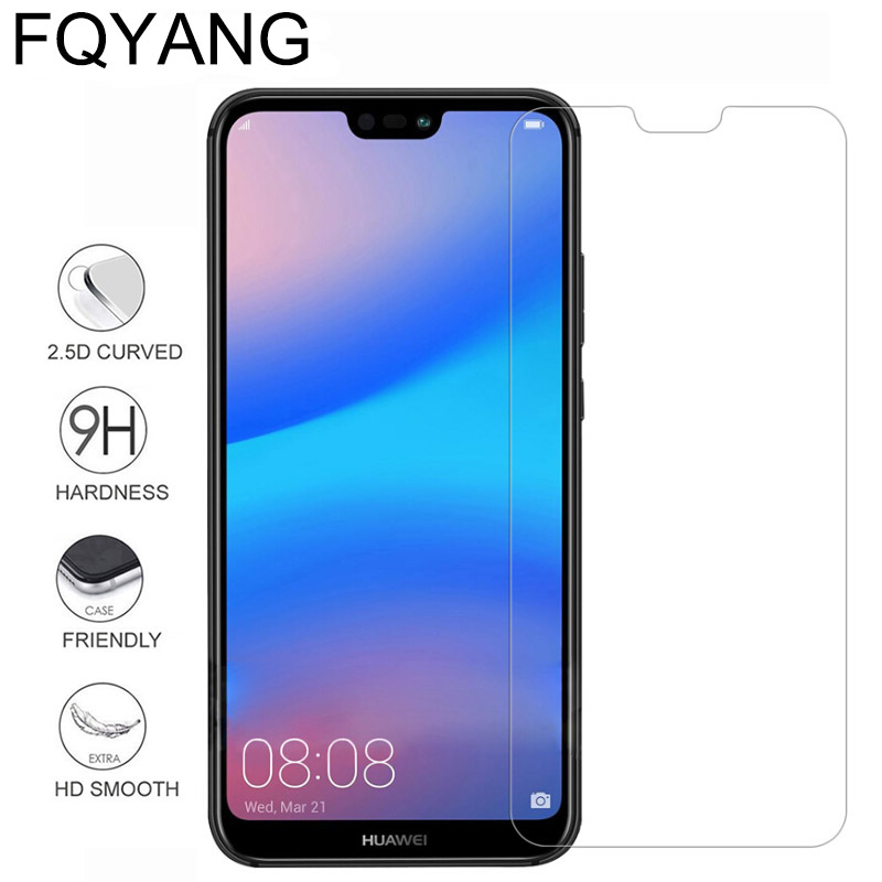 FQYANG 9H 2.5D Tempered Glass For HUAWEI P20 LITE P10 P9 P20 PLUS Screen Protector Protective Film For HUAWEI P8 P9 Lite 2017