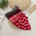 school child Children Girl high Waist Skirt Kids Wool Knit Skirt Black Red Tutu Skirt Pettiskirt Vestidos Infantil 10 colors