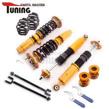 Coilovers for BMW E46 3 Series 320i 323i 328i 330i M3 Adj Height  Shock  Absorber Suspension with