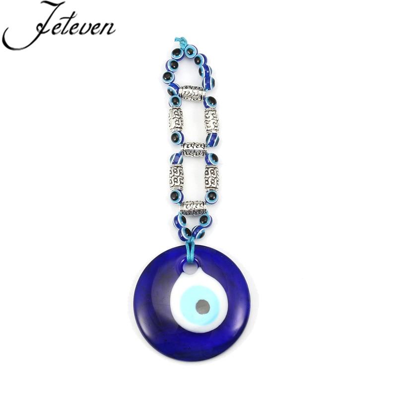Shellhard Lucky Turkish Blue Evil Eye Amulet Decoration