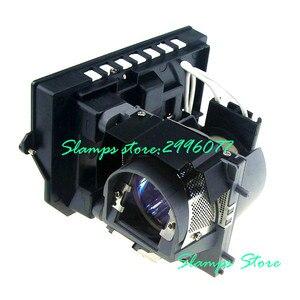 Image 4 - NEW NP19LP 60003129 High Quality Projector Lamp with Housing for NEC NP U250X NP U250XG NP U260W NP U260W+ NP U260 Projectors