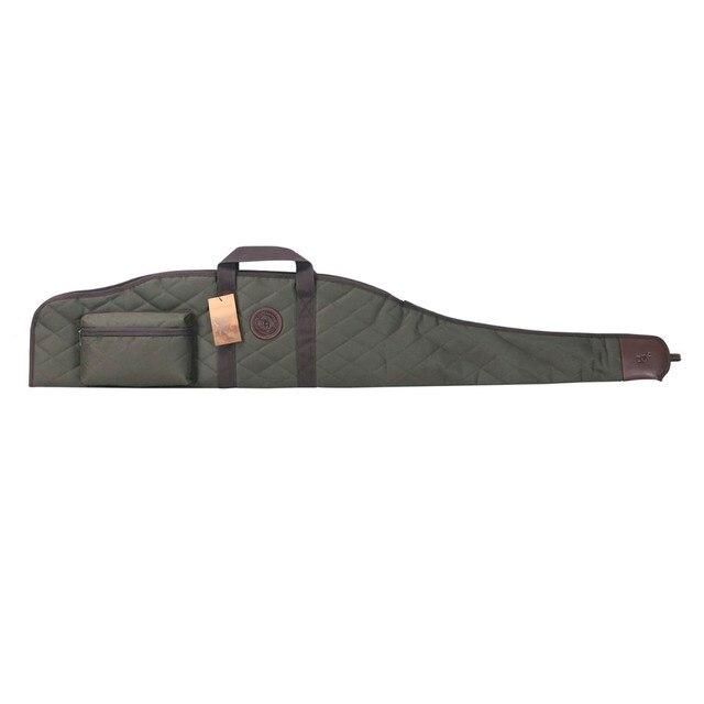 Tourbon Hunting Accessories Tactical Heavy Duty Rifle Gun Slip Nylon Shoulder Cartridges Pouch Carrying Case Gun Bag