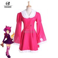 ROLECOS Brand New Arrival Game LOL Cospaly Costumes Annie The Dark Child Cosplay Costumes Lolita Dress