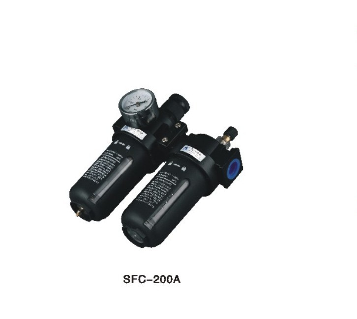 Unit SMC type AF-2000A,BF-2000A Series pneumatic filter