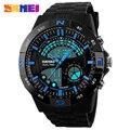 Men Military Digital Watches Waterproof Date Alarm Quartz Watch LED Multifunctional Men's Outdoor Sport Wristwatch SKMEI 1110