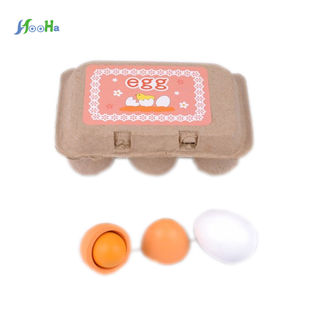 Wooden Kitchen Toys For Girls Educational Kids Pretend Play Toys Set Wooden Eggs Yolk Kitchen Cooking New Kitchen Wooden Toys