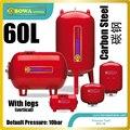Резервуары для измерения давления  стальные  с коробкой 60 л  для защиты системы нагревателя воды