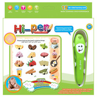 Baby Learning Toys English Puzzle Early Education Reading Pen Children's Intelligence Toys Intelligent Learning Pen