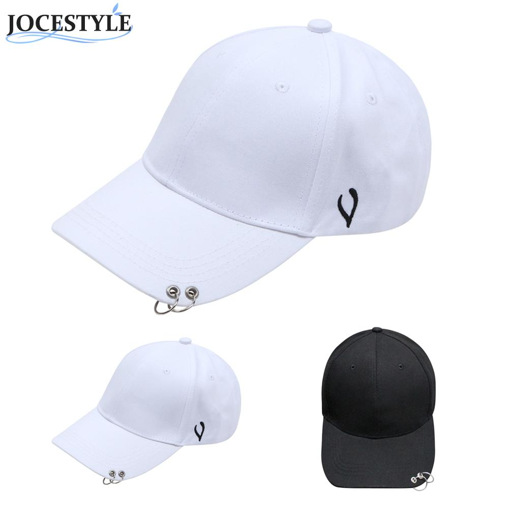 Fashion Hats Men Women Hat Ring Hip Hop Curved Strapback Baseball Snapback Cap New Sunscreen Baseball Cap Sport Casquette Bone 2016 new new embroidered hold onto your friends casquette polos baseball cap strapback black white pink for men women cap