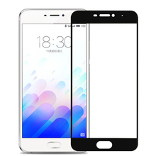 Mofi For Meizu M5 Be aware Full Display screen Cowl Protector Glass Movie For Meizu M5 Be aware tempered glass display screen protector