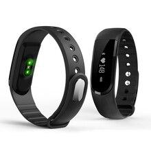 Фитнес браслет Smart Band OLED монитор сердечного ритма браслет Bluetooth трекер полосы дистанционного Музыка для Meizu M3 Примечание