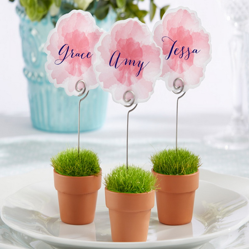 Free Shipping Spring Wedding Favors And Accessoriesgarden Party