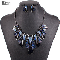 MS17316 Hot Sale Fashion Jewelry Sets Classic Design Bridal Jewelry Woman S Necklace Set New Arrival