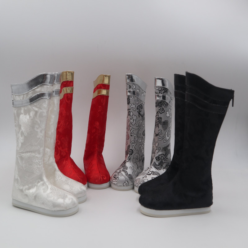 BJD uncle boot china ancient cosplay boot - id72 id75